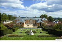 Kluge Estate – Albemarle House for Sale
