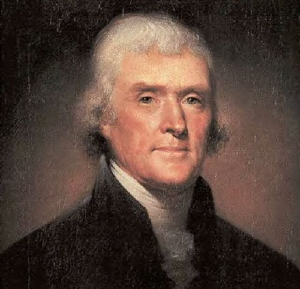 Thomas Jefferson and Charlottesville Real Estate