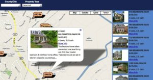 Charlottesville Virginia Map Search