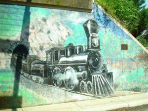 Crozet Graffiti or Art?