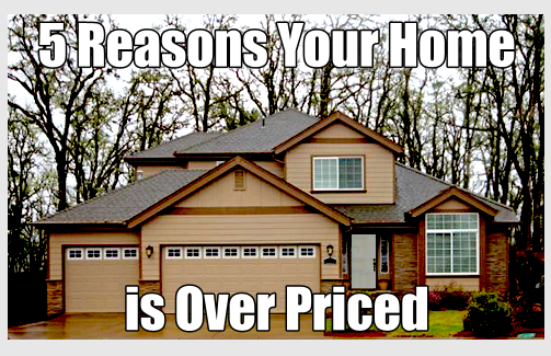 over priced home